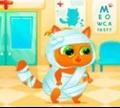Игра Мой виртуальный котик Бубу