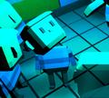 Игра Роблокс страшный лифт 3