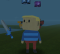 Игра Роблокс: побег от ведьмы