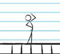 Игра Стикмен: Школа бега