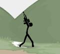 Игра Стикмен стрелялки