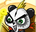 Игра Панда на рыбалке