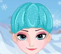 Игра Принцесса Эльза : уход за волосами
