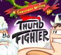 Игра Битва на пальцах: Рождественское издание