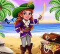 Игра Приключения Принцессы-Пирата