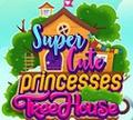 Игра Дом Принцессы на Дереве