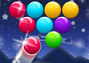 Игра Умные Пузырьки: Новогоднее Издание