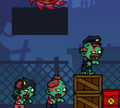 Игра Зомби: Ганпокалипсис