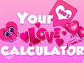 Игра Калькулятор Любви