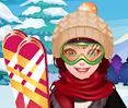 Игра Время Катания на Лыжах