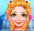 Игра Свадебная Причёска Принцессы