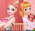 Игра Принцессы Флористы