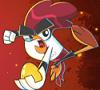 Игра Чак Чикен: Магическоей Яйцо