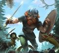 Игра Могучий викинг