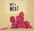 Игра Мясной день
