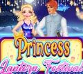 Игра Принцесса на празднике фонарей