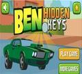 Игра Бен 10: Скрытые ключи