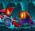 Игра Машина ест машину Приключения в подземелье