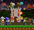 Игра Мини защитники: Оборона замка