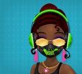 Игра Принцессы Диснея: Дизайн маски