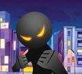 Игра Стикмен 3Д Кулаки Ярости