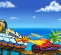Игра Машина ест машину: морские приключения
