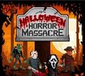 Игра Ужасная резня на Хэллоуин