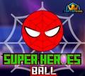 Игра Красный шарик супер герой