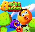 Игра Птицы против блоков