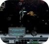 Кадр из игры galactic hunter