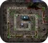Кадр из игры GemCraft: Лабиринт