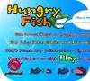 Кадр из игры Голодная рыбка