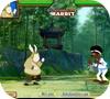 Кадр из игры Кунг-Фу Кролик