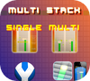 A shot of the game Multi Stack