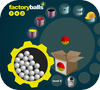 Кадр из игры Фабрика шаров 4