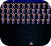 Кадр из игры Нападение из космоса