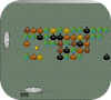 Кадр из игры Арканоид: Джунгли