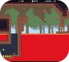 Кадр из игры Пиксель Квест