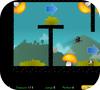 A shot of the game Sticky Ninja Academy