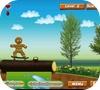 Кадр из игры Печенька - прогулка в лесу