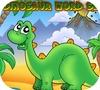 Кадр из игры Поиск слов: Динозавры