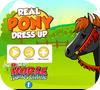 Кадр из игры Одевалка: Пони