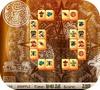 Кадр из игры Маджонг: Ацтеки