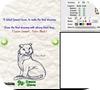 Кадр из игры Рисовалка: Тигр