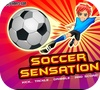 Кадр из игры Футбол: Сенсация