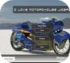 Кадр из игры Пазл: Мотоцикл