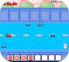Кадр из игры Гонки на микро машинках