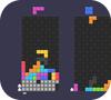 Кадр из игры Тетрис: Битва