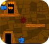 Кадр из игры Квадратный парень