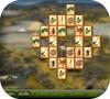 Кадр из игры Доисторический маджонг